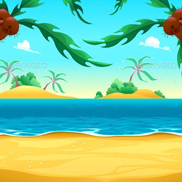View on the Seashore