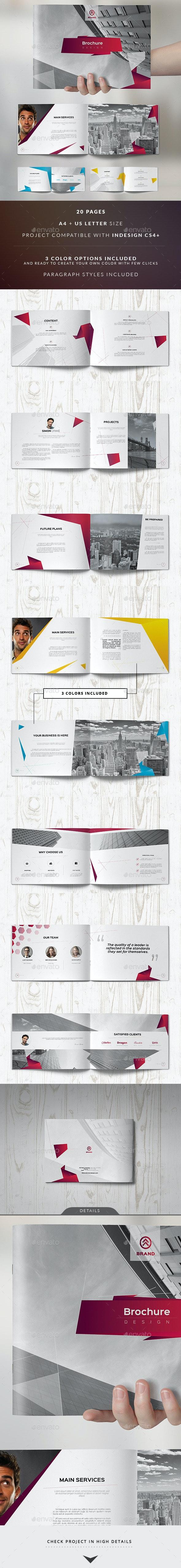Multipurpose Business Catalog / Brochure 2 - Corporate Brochures