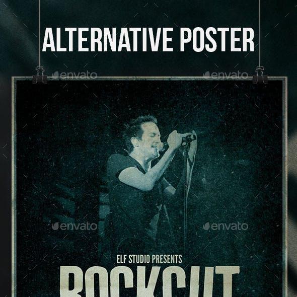 Alternative Flyer/Poster