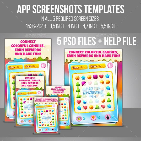 Iphone and Template Product Mockups from GraphicRiver (Page 4)