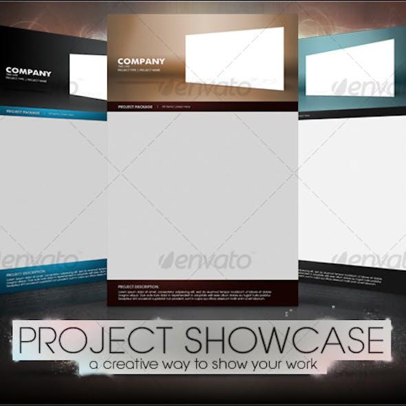 Project Showcase