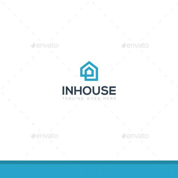 InHouse - Logo Template