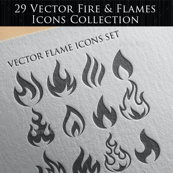 Flames Illustrations