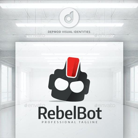 Rebel Bot Logo