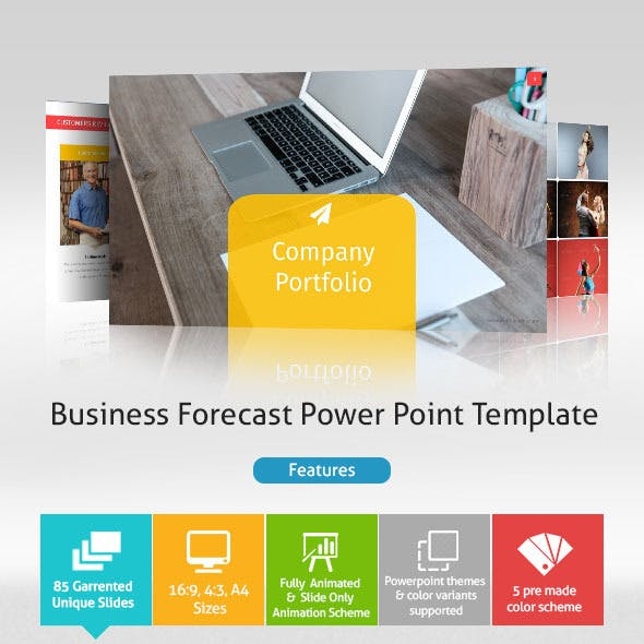 Business Forecast  Power Point Presentation