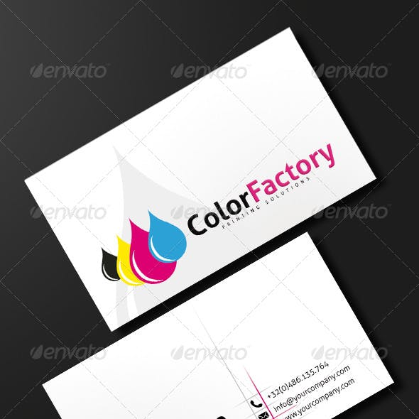 Ink Power - Print Business Card