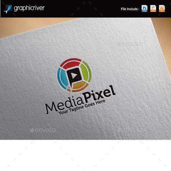 Media Pixel Logo