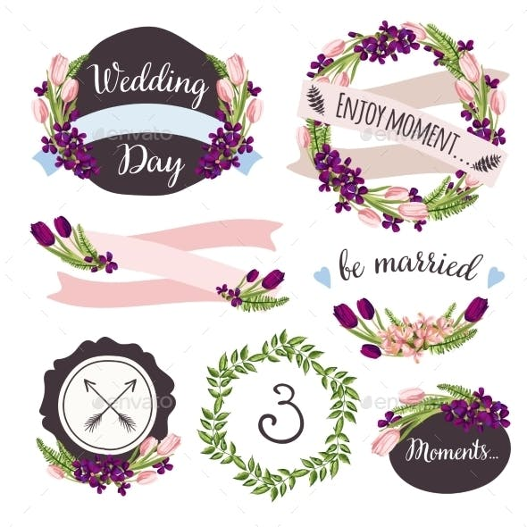 Wedding Collection Elements