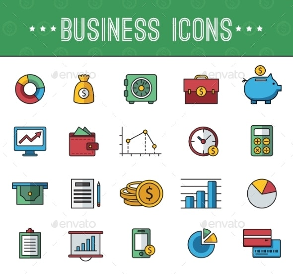 Banking Icons - Miscellaneous Icons