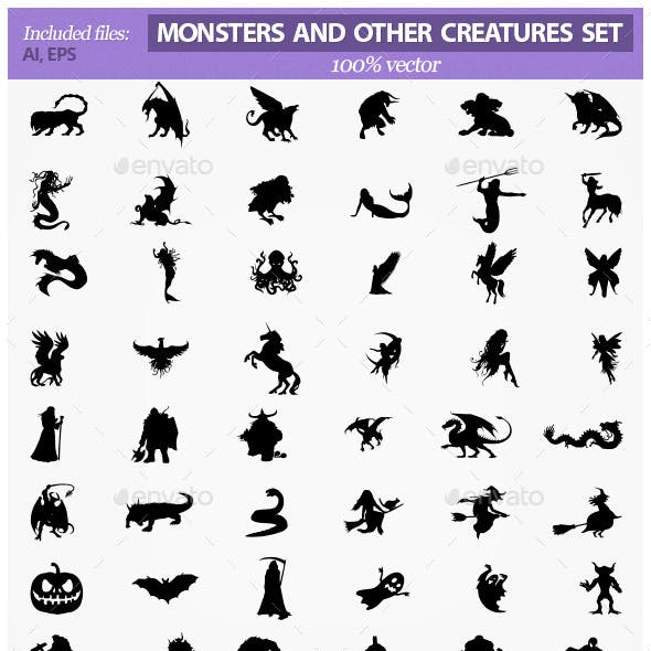 Monsters and Other Creatures