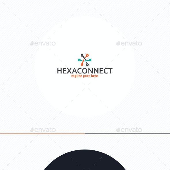 Hexa Connect Logo