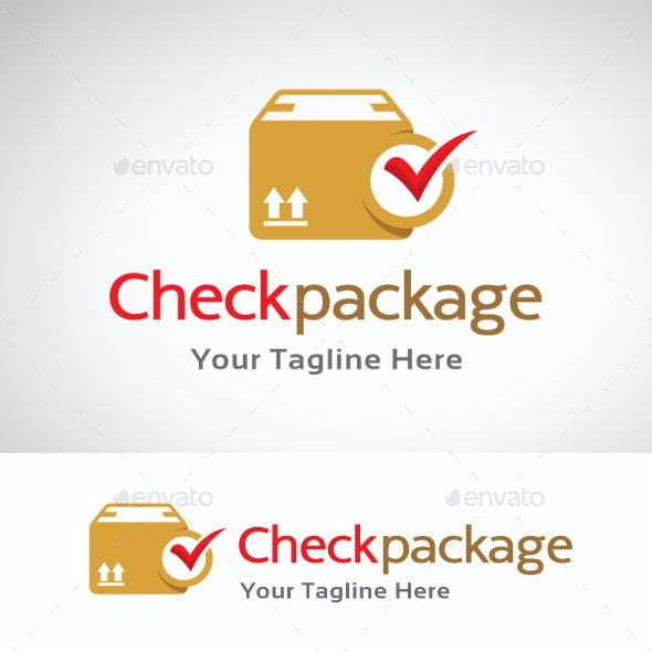 Check Package Logo Template