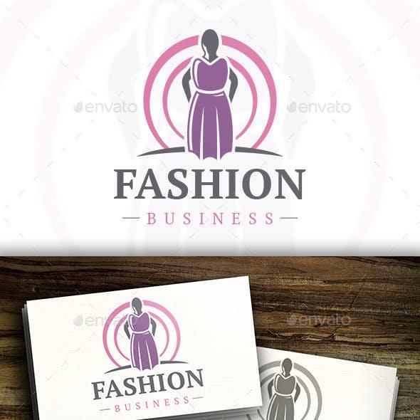 Fashion Dress Logo