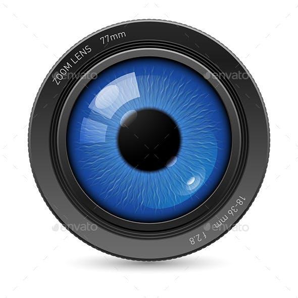Camera Eye Lens