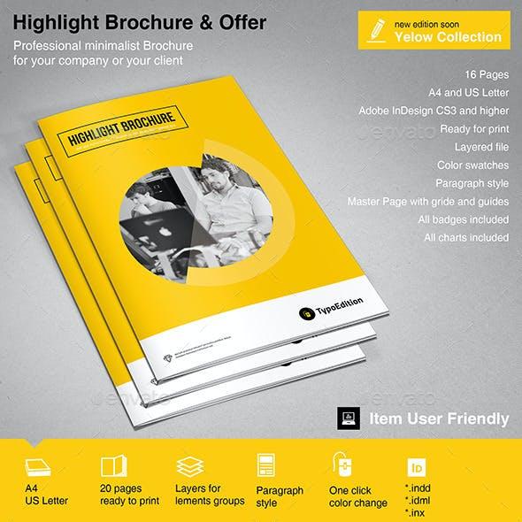 Highlight Brochure Vol. 2