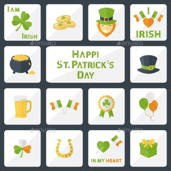 St. Patricks Day Set