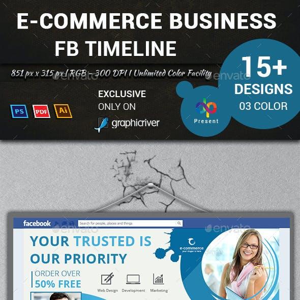 E-Commerce Business FB Timeline