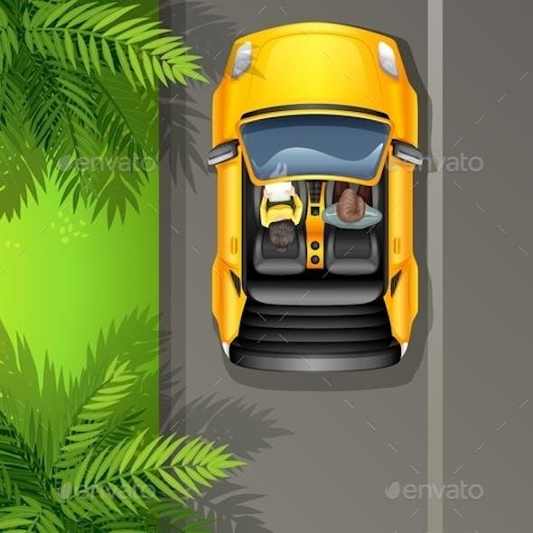 Vehicle Topview