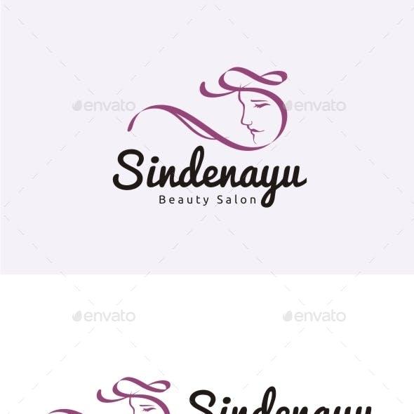 Sindenayu Beauty Salon Logo