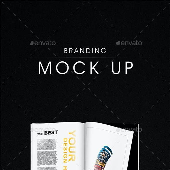 Branding Mock-Ups
