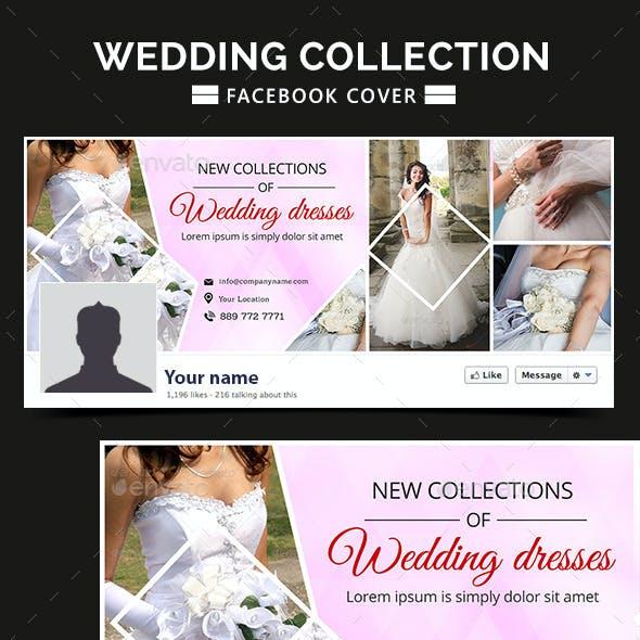 Wedding Collection Facebook Cover
