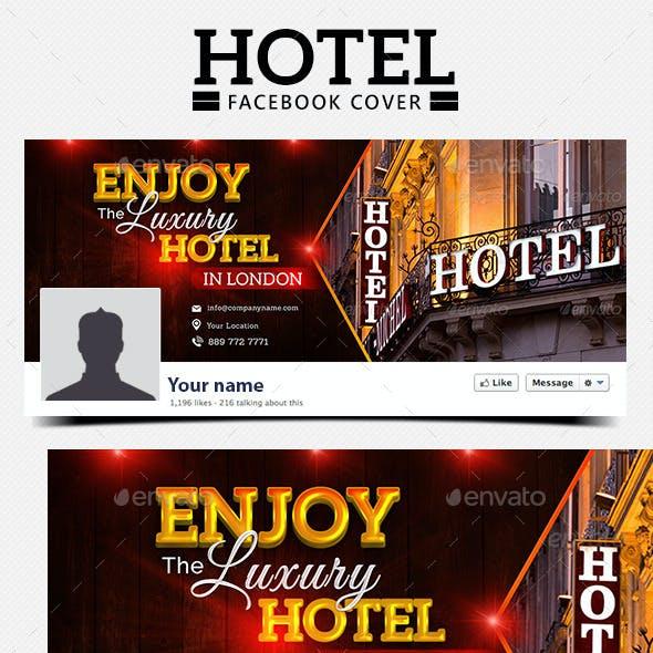 Hotel Facebook Cover