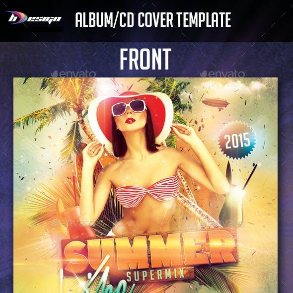 Summer vibe album cd cover