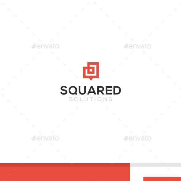 Squared - Logo Template