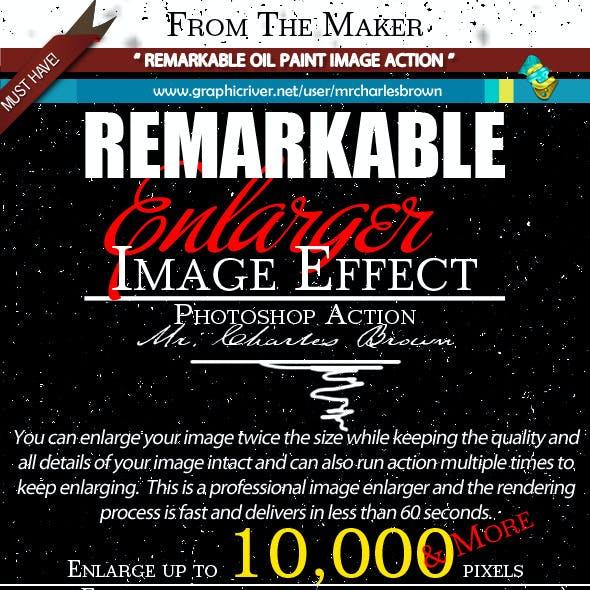 Remarkable Image Enlarger Image Action