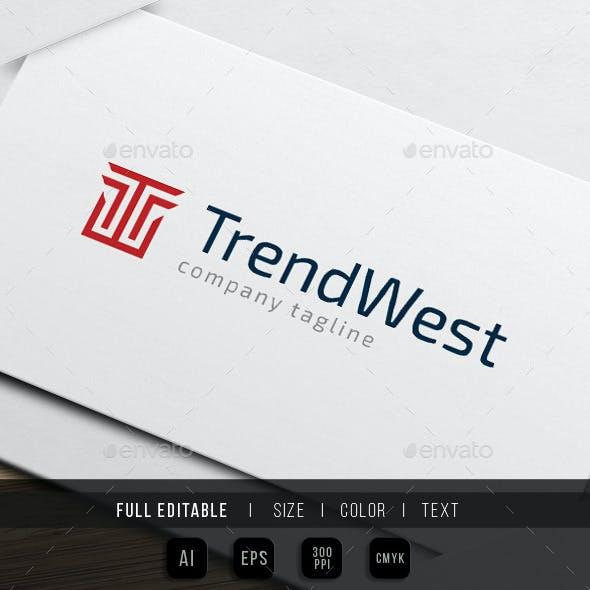 Trending Brand World - Letter T