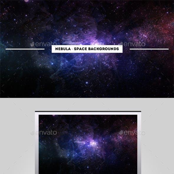 Nebula - Space Backgrounds