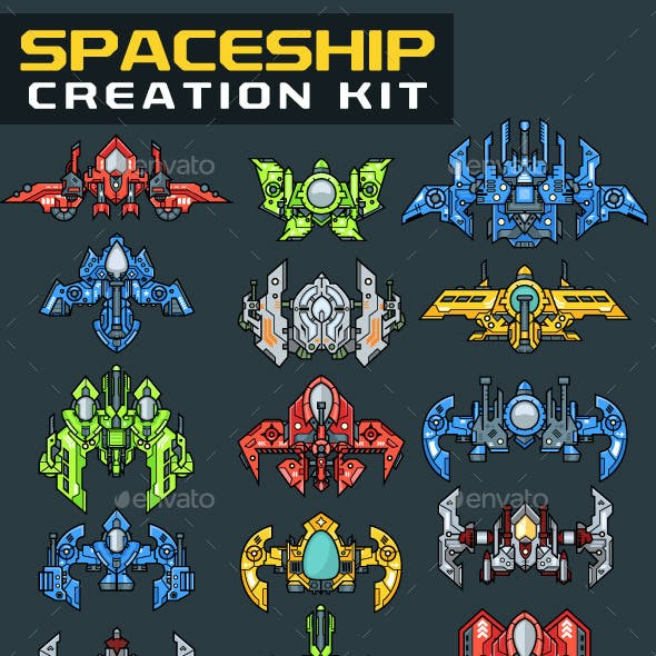 Spaceship Creation Kit