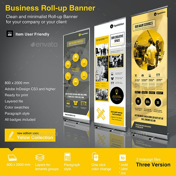 Roll-up Business Vol. 3