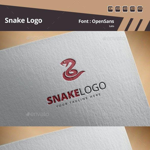 Snake Logo Template