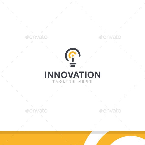 Innovation - Logo Template
