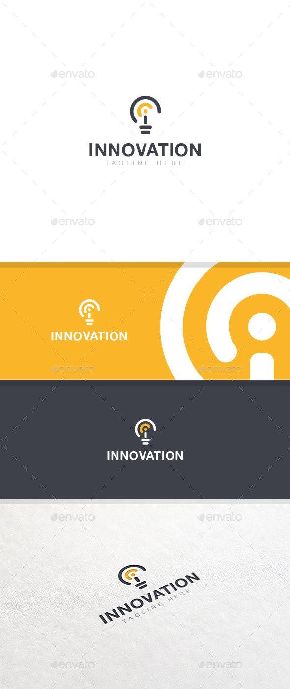 Innovation - Logo Template - Objects Logo Templates