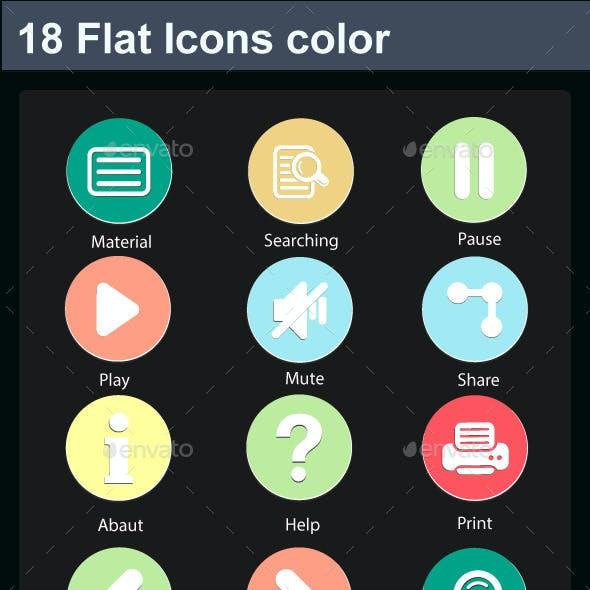 32 App Icons Media