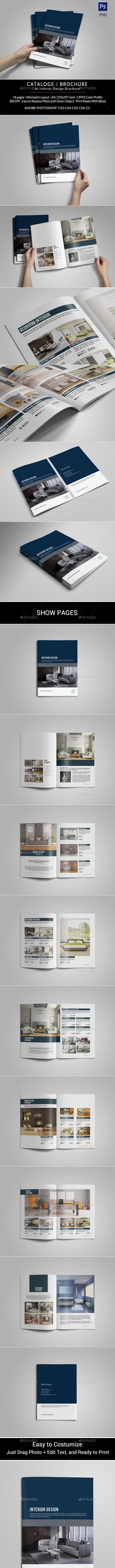 Catalogs / Brochure / Portfolio - Catalogs Brochures