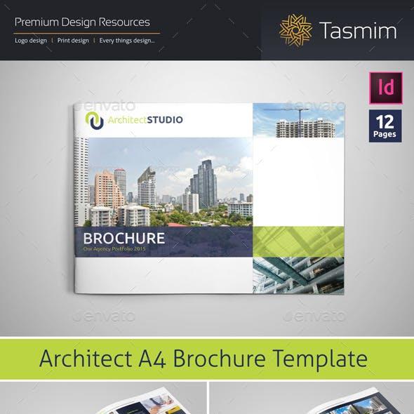 Architect Studio Brochure Template