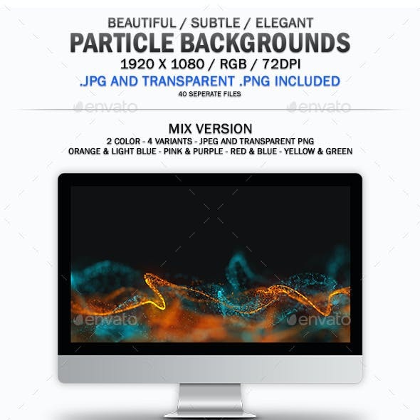 20 Particles Backgrounds