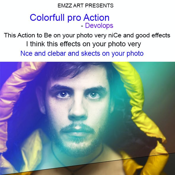 Colorfull Pro Action
