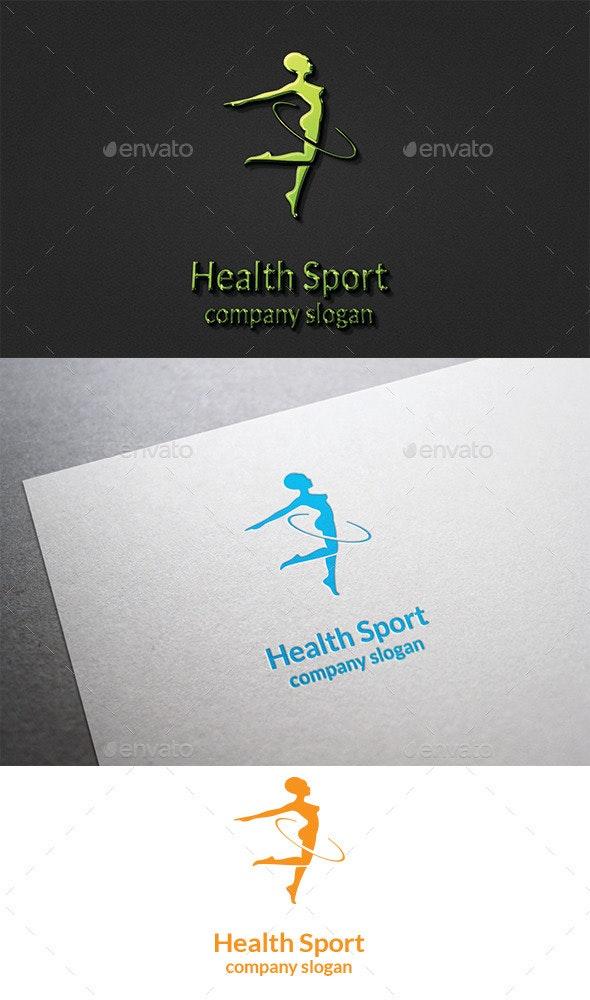 Health Sport Logo