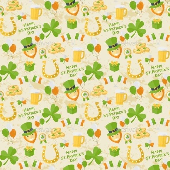 St. Patricks Day Pattern