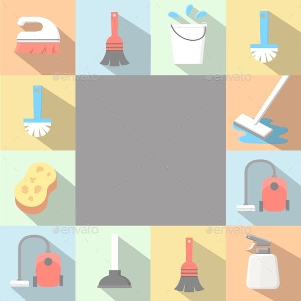 Cleaning Products and Elements