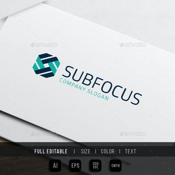 Square Ribbon Corporate - Focus Media