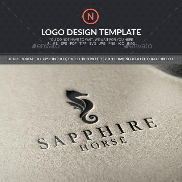 Sapphire Horse
