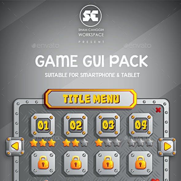 Gold Metal Game GUI