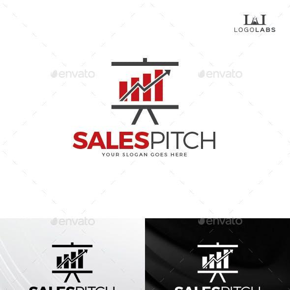 Sales Pitch Logo