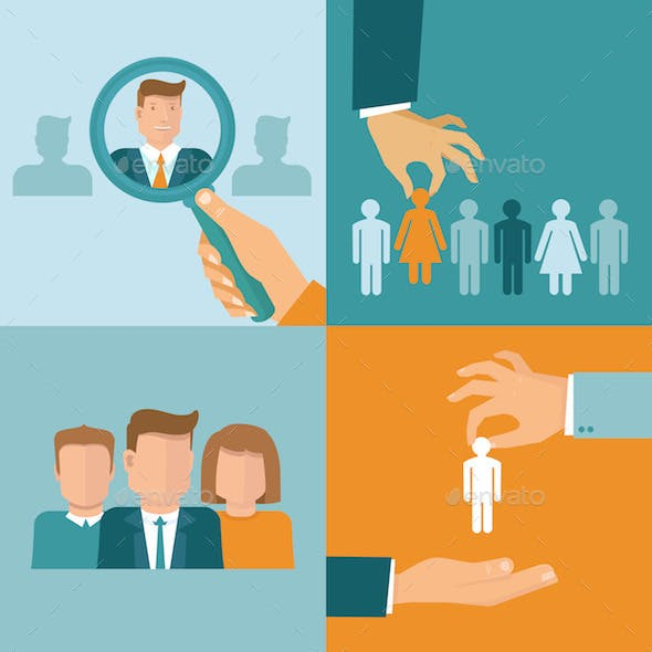 Business and Employment Concepts