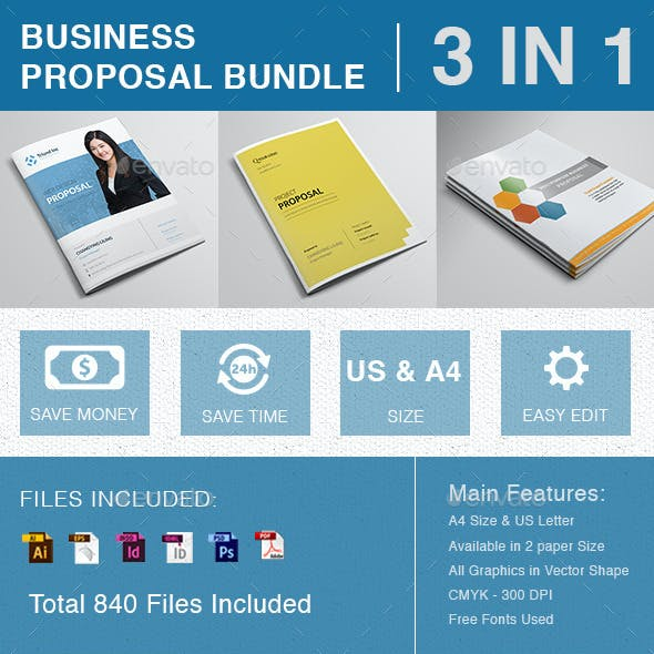Business Proposal Bundle | Volume 2